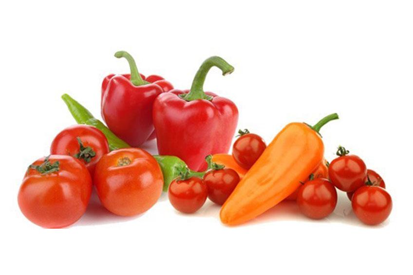 Paradajz i paprika