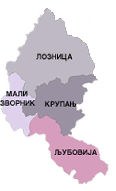 loznica region