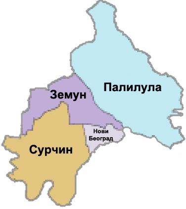 padinskaskela region
