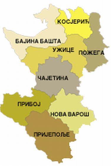 uzice region