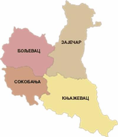 zajecar region