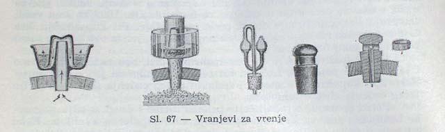 vranjevi za vrenje